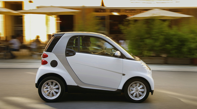 Smart Fortwo Mhd Hybrid Car Without A Battery The Green Optimistic