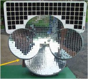 Diy How To Build A Solar Furnace From Satellite Dish The Green Optimistic