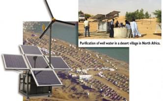 Ruoff Solar the green optimistic alternative energy green technologies