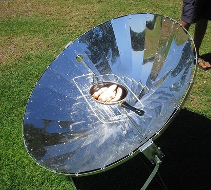 Project Surya Cooking Solar Power For The Masses The