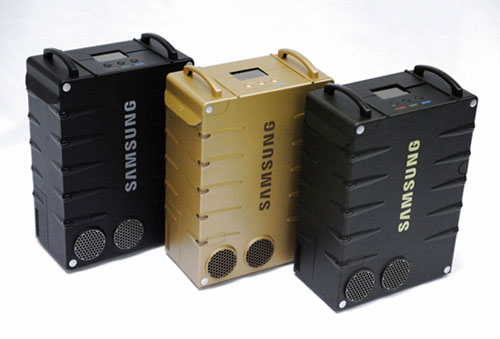 Samsung S 1800w Methanol Fuel Cell Released For Army Use