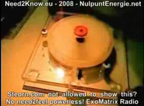 Free Energy Magnetic Motor: Alsetalokin's Version Filmed Working