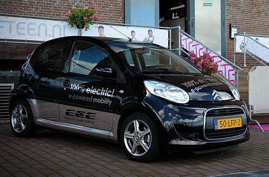 Electric Cars Europe Ece Officialy Launches The E Electric
