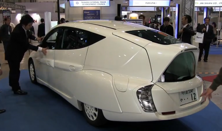 Japanese Company To Unveil Pius The Diy Electric Car The Green