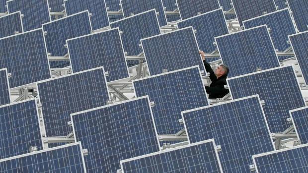 Germany solar power