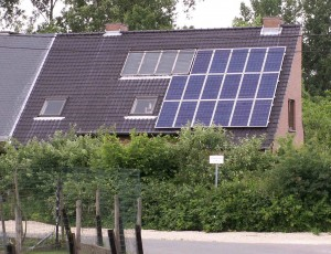 Small Residential Solar Installation