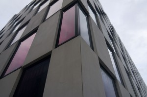 Tinted Architectural Glass