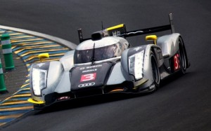 Audi R18 - Basis for New Audi Hybrid Hypercar?
