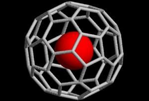 Endohedral_fullerene