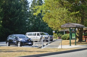 West Coast Electric Highway LII Charging Stations I-5 Exit 269, Custer, WA