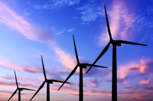 Windmills - 78% of New Power Generation in January 2013