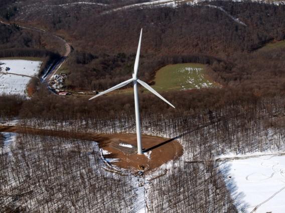 Mehoopany-Wind-Farm