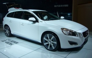 Volvo V60 Diesel Plug-In Hybrid Electric Vehicle - The Only One of its Kind
