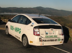 CalCars' DIY Plug-In Prius, Test Bed for Multiple Projects, Caught Fire Last Week After Just 50,000mi