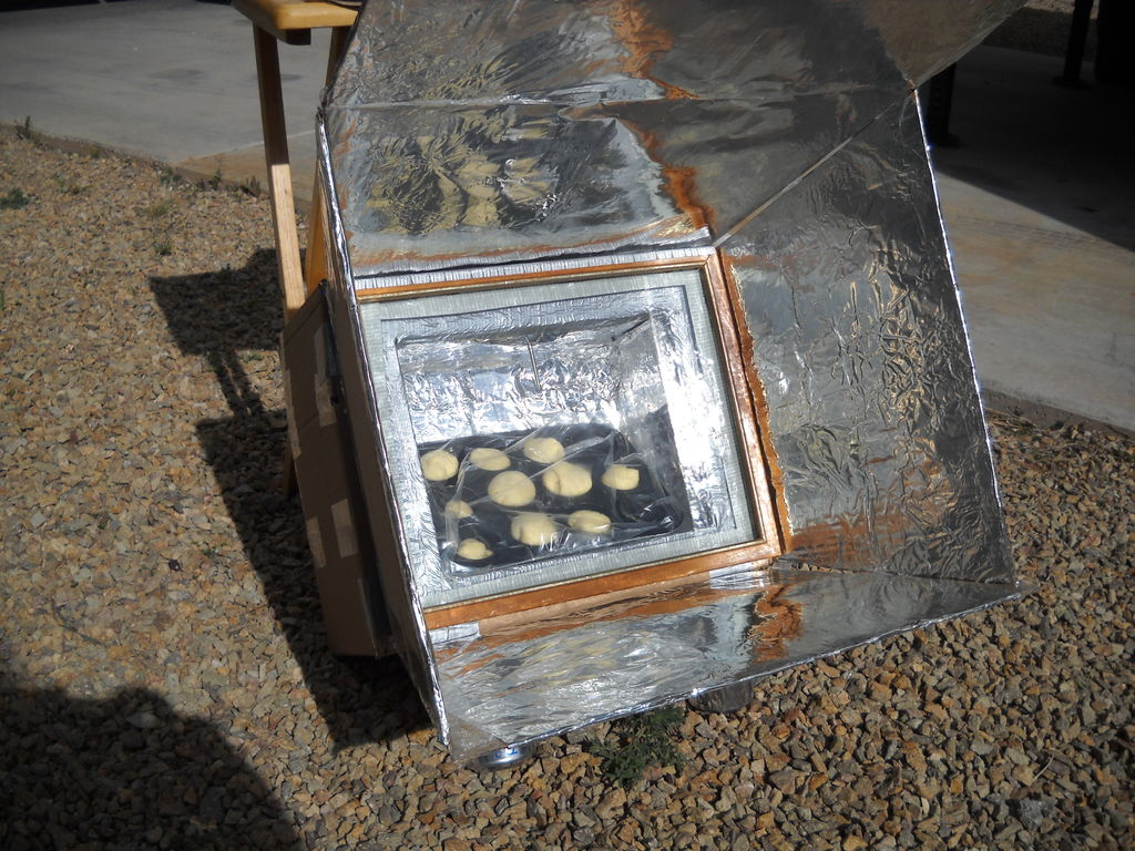make a solar oven from cardboard box in 5 steps the green optimistic