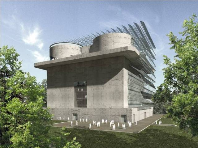 Wwii Bunker Turned Into Green Power Generating Facility In