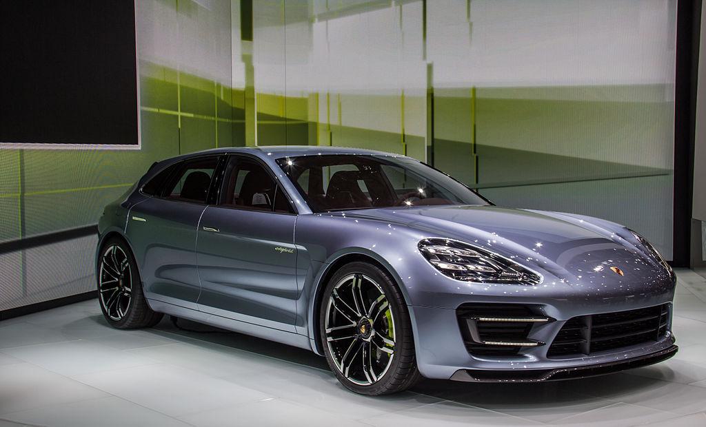 [2012 Panamera] 2014 Porsche Panamera Plug-In Hybrid Electric Vehicle Coming Soon