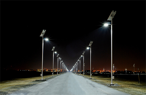 Mogadishu a Safer Place Thanks to Solar Powered Street Lights - The ...