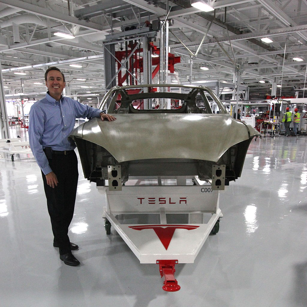 Tesla Motors, Most Successful Automobile Startup in 50 Years