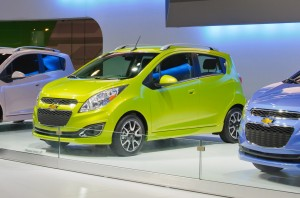 Chevy Spark, Now In Electric!