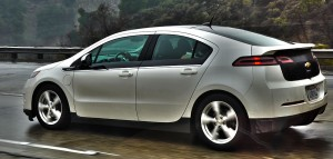 Chevy Volt Extended-Range Electric Vehicle
