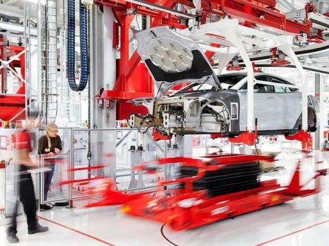 Tesla Motors Readying to Ramp up Production?