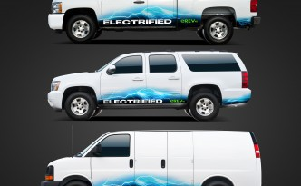 VIA Motors Full-Size Plug-In Hybrid Electric Vehicles, Rolling Out in Southern California