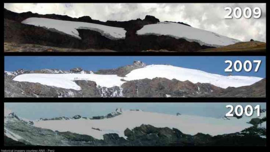 Climate Change 1 | Pastoruri Glacier 0