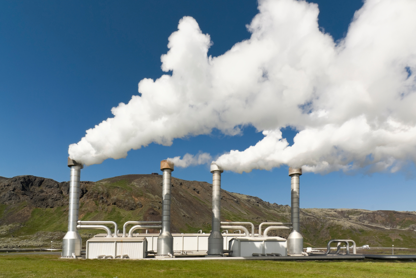 CO2 Used to Make Clean Geothermal Power - The Green Optimistic