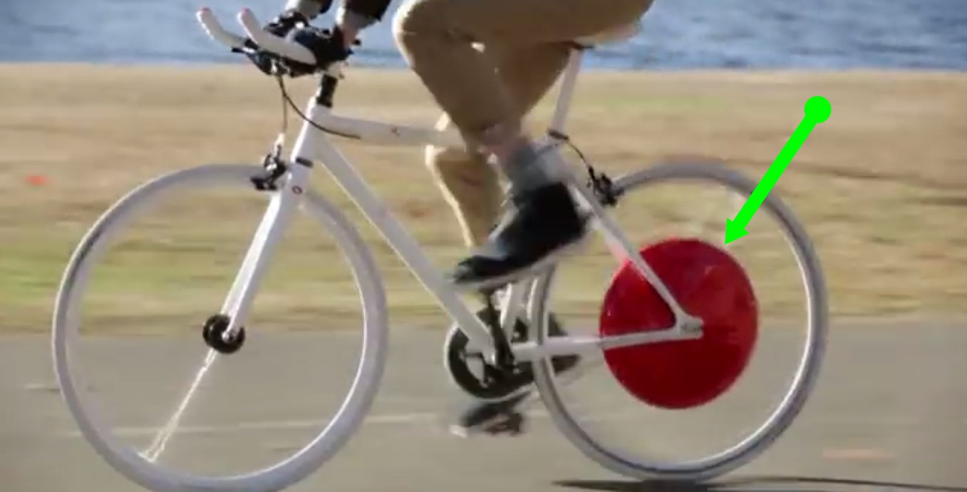 Copenhagen Wheel Converts Any Bike To An E Bike The Green Optimistic