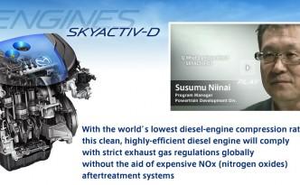 "Mazda SkyActiv-D ""Not Quite Ready"" for Emissions Regulations"