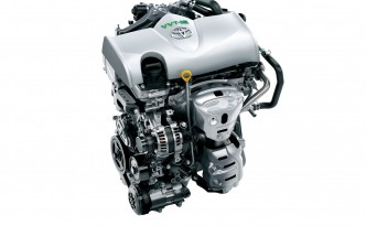 Toyota's New 1.3ℓ Engine is a Boost for Fuel Efficiency