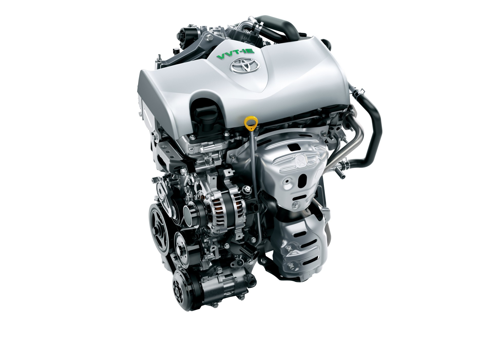 Toyota's New Engines Improve Fuel Efficiency - The Green Optimistic
