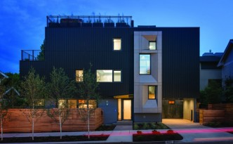 Park Passive House in Seattle, Washington, Uses 80% Less Energy