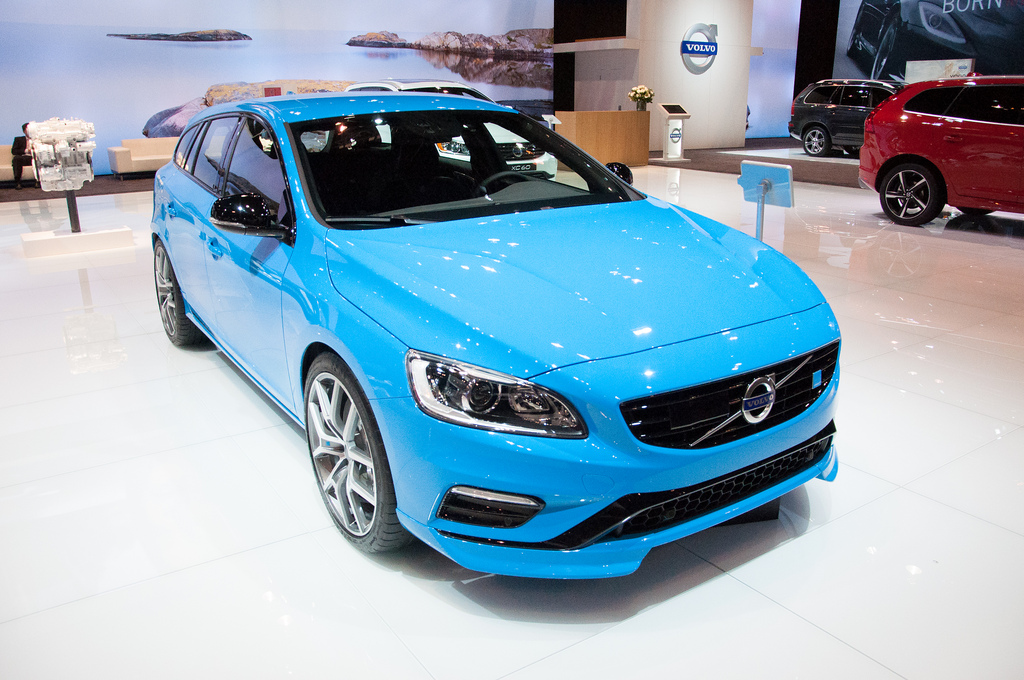 Volvo Polestar Focuses On Turbodiesel Hybrid Electric Vehicles The Green Optimistic
