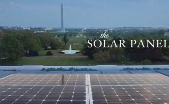 White House Solar Panels FInally Operational