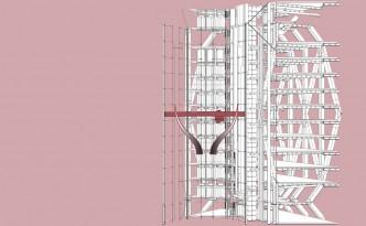Clean air tower by Alexander Balchin