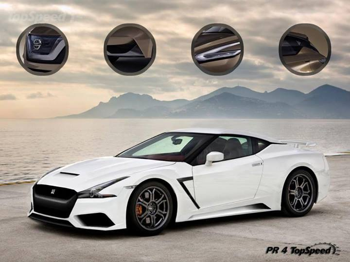 Nissan Gtr Hybrid Supercar Promises To Kick Ss The Green