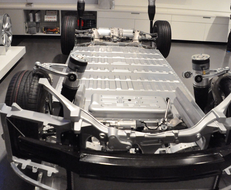Tesla Model S Battery Swap Pilot Program Online Soon In