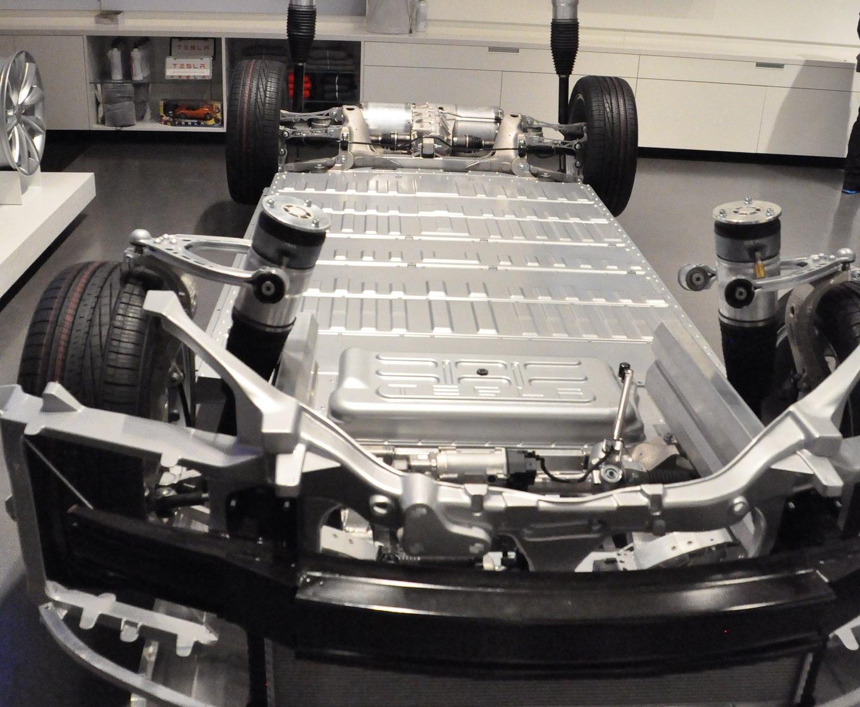 Tesla Model S Battery Swap Pilot Program – Online Soon in California - The Green Optimistic