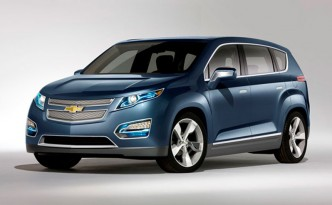 The Chevy Volt-based Chevy MPV5 never made it to production. Will Chevy Crossvolt finally be unveiled at NAIAS 2015?