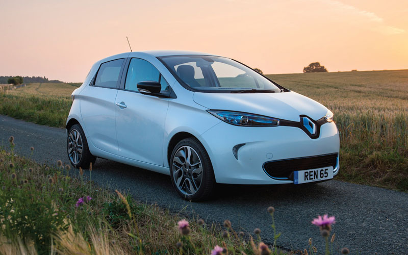 Renault Zoe 2015 To Have New More Efficient Electric Motor The Green Optimistic