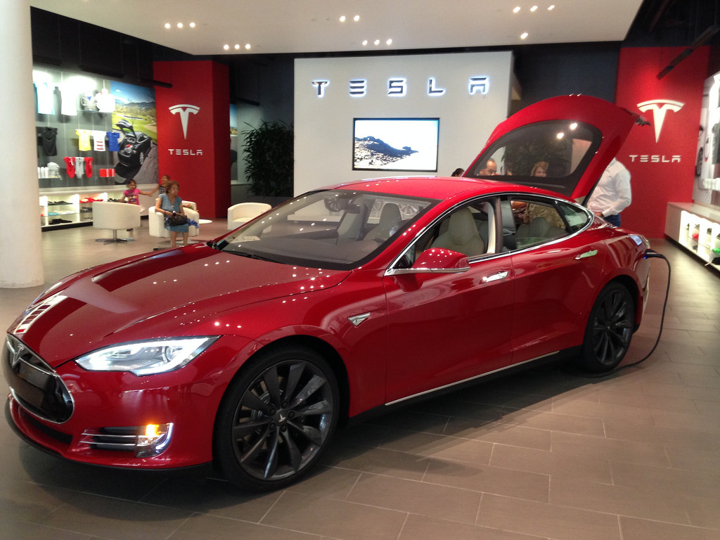 should tesla motors franchise if yes with whom the