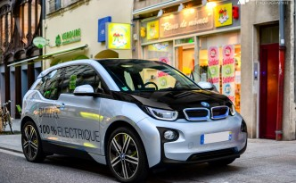 BMW i3, an electric vehicle that everyone can understand.