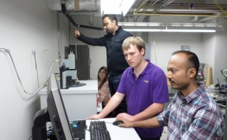 Louisiana State University researchers say that future refrigerators absolutely need to be more efficient than today, and a new solid state element could be the key to a more efficient home.