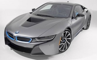 BMW i8 - Luxury, Performance, Efficiency
