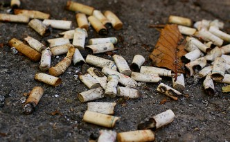 Cigarette butts energy solution