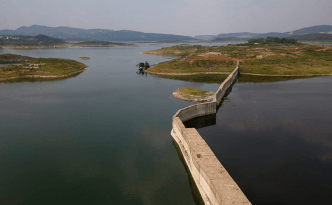 North-South Water Transfer Project, China