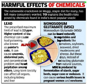 Nestle's Maggi Banned in India Due to Excessive Chemicals ...
