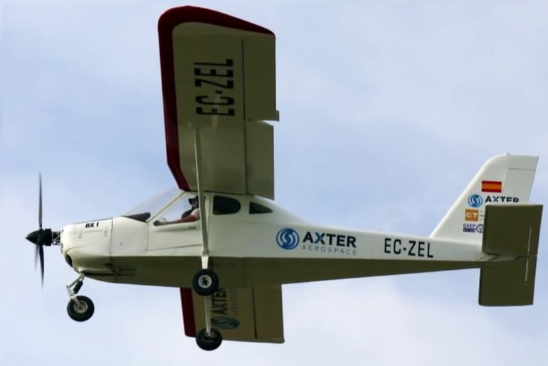 New Backup Electric Motor For Light Aircraft Designed For
